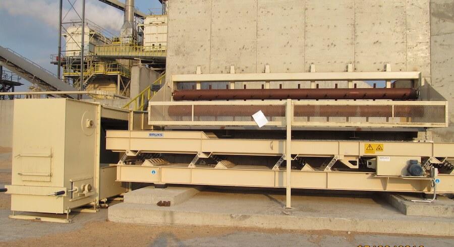 Biomassi käitlusseadmed